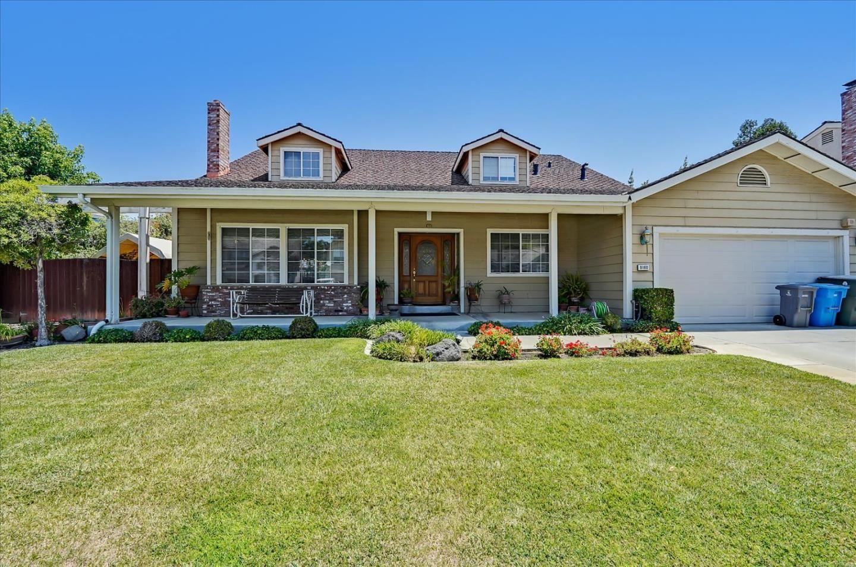 Photo for 9160 Rancho Hills Drive, GILROY, CA 95020 (MLS # ML81853734)