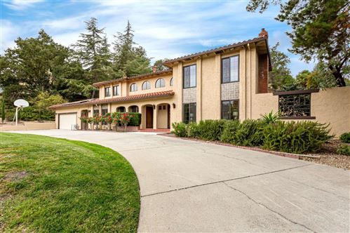 Photo of 14227 Amherst CT, LOS ALTOS HILLS, CA 94022 (MLS # ML81772735)