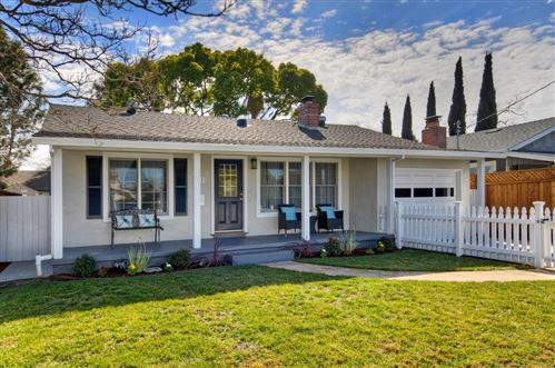 Photo of 621 Redwood AVE, REDWOOD CITY, CA 94061 (MLS # ML81783735)