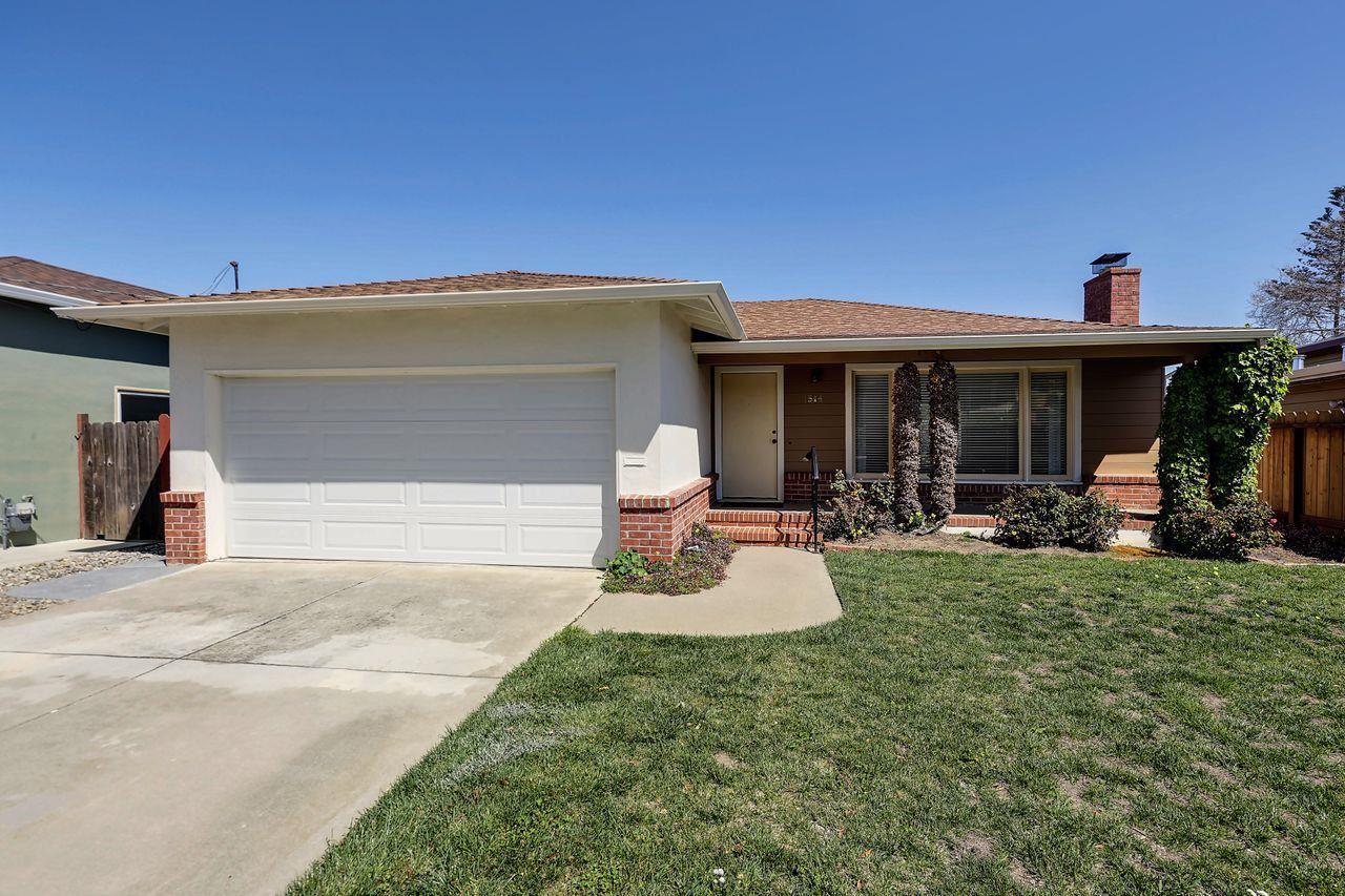 Photo for 1514 Magnolia AVE, MILLBRAE, CA 94030 (MLS # ML81835735)