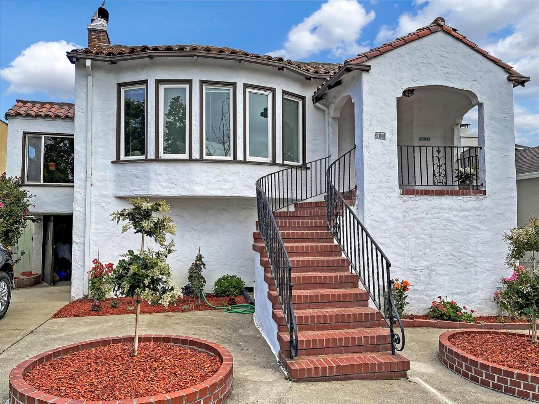 Photo for 206 Hillcrest Boulevard, MILLBRAE, CA 94030 (MLS # ML81851736)