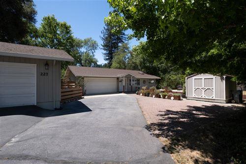 Photo of 227 Arden Avenue, BEN LOMOND, CA 95005 (MLS # ML81846743)