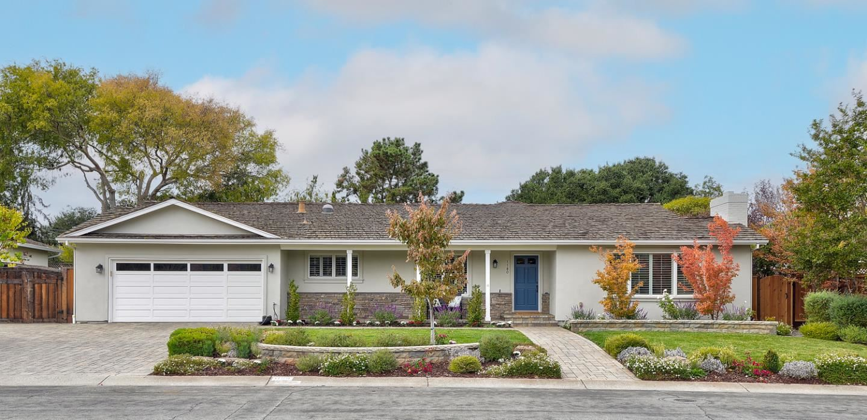 Photo for 1180 Runnymead Drive, LOS ALTOS, CA 94024 (MLS # ML81866743)