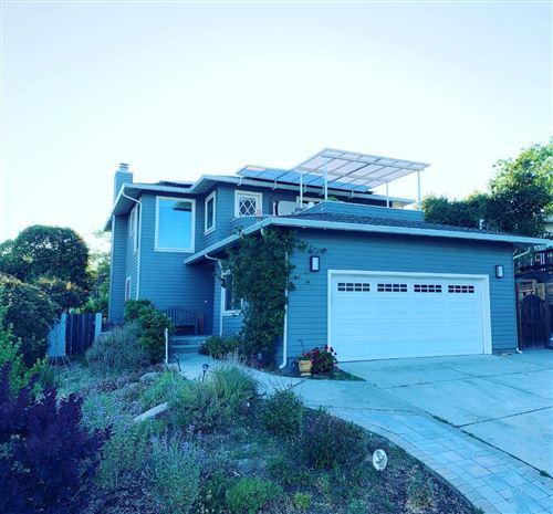 Photo of 375 Summit Drive, REDWOOD CITY, CA 94062 (MLS # ML81855744)