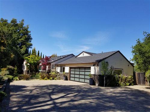 Photo of 1000 Parrott Drive, HILLSBOROUGH, CA 94010 (MLS # ML81842745)