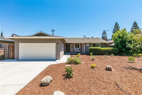 Photo of 1954 Rosswood Drive, SAN JOSE, CA 95124 (MLS # ML81851746)