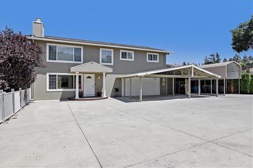 Photo of 17205 Quail Court, MORGAN HILL, CA 95037 (MLS # ML81855748)