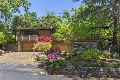 Photo of 332 Canyon Drive, PORTOLA VALLEY, CA 94028 (MLS # ML81846749)