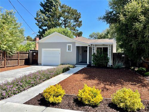 Photo of 1503 Hudson Street, REDWOOD CITY, CA 94061 (MLS # ML81849749)