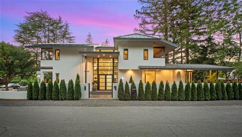 Tiny photo for 88 Park Drive, ATHERTON, CA 94027 (MLS # ML81845750)