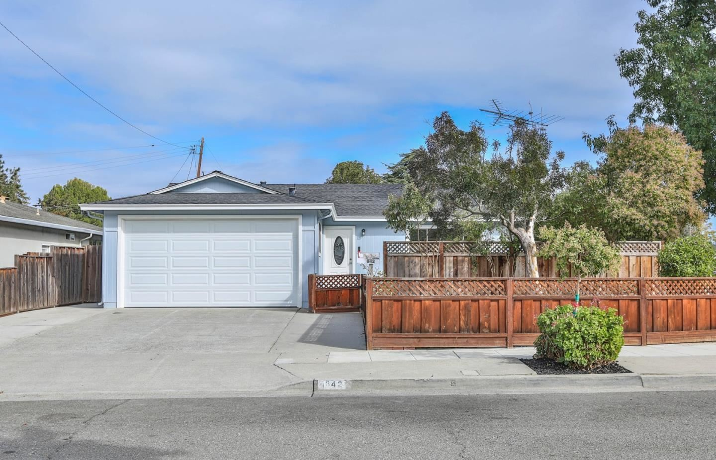 842 Mary Court, Campbell, CA 95008 - MLS#: ML81866750