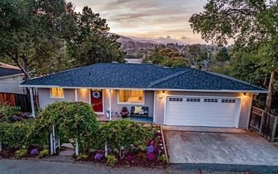 Photo of 205 Bella Vista AVE, LOS GATOS, CA 95030 (MLS # ML81829752)