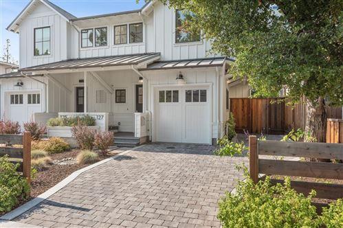 Photo of 127 Hawthorne AVE, PALO ALTO, CA 94301 (MLS # ML81813753)