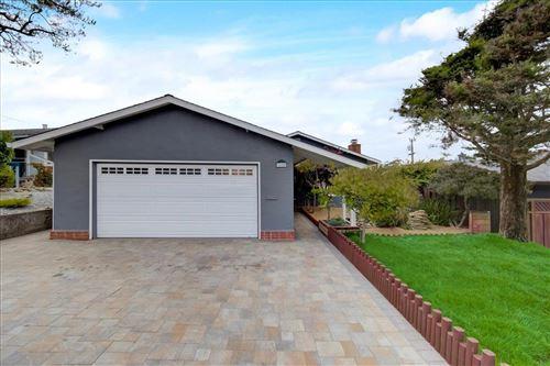 Photo of 3620 Sunset Drive, SAN BRUNO, CA 94066 (MLS # ML81853753)