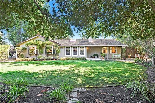 Photo of 1001 Ray Avenue, LOS ALTOS, CA 94022 (MLS # ML81862755)