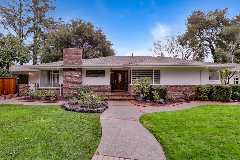 Photo for 1385 Fremont AVE, LOS ALTOS, CA 94024 (MLS # ML81827756)