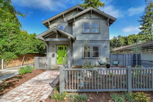 Photo of 653 Homer AVE, PALO ALTO, CA 94301 (MLS # ML81796758)