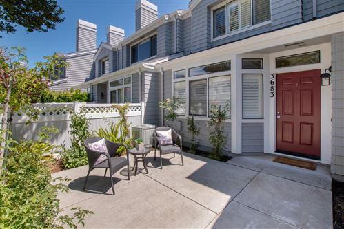 Photo of 3683 Cabernet Vineyards Circle, SAN JOSE, CA 95117 (MLS # ML81848759)