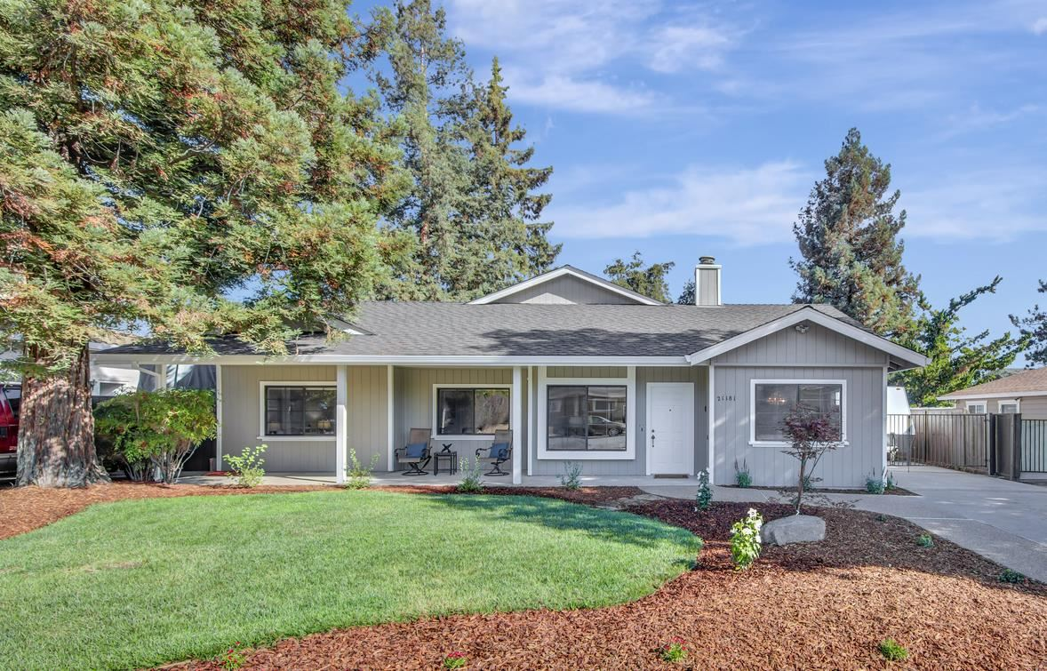 21181 Hazelbrook Drive, Cupertino, CA 95014 - MLS#: ML81862759