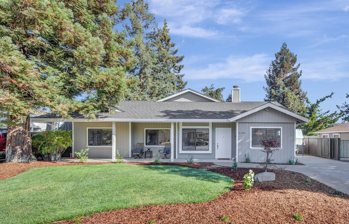 Photo for 21181 Hazelbrook Drive, CUPERTINO, CA 95014 (MLS # ML81862759)