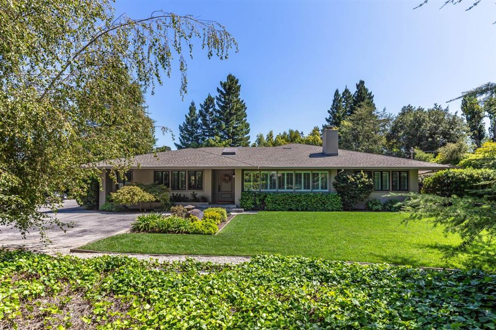 Photo for 65 Shearer DR, ATHERTON, CA 94027 (MLS # ML81768760)