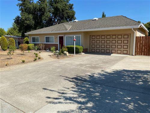 Photo of 13398 Christie Drive, SARATOGA, CA 95070 (MLS # ML81861761)