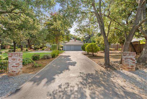 Photo of 20000 BELLA VISTA Avenue, SARATOGA, CA 95070 (MLS # ML81864762)