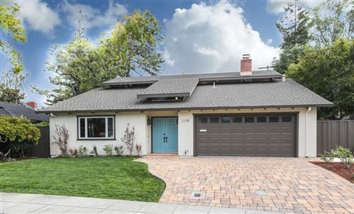 Photo of 1175 Stanley WAY, PALO ALTO, CA 94303 (MLS # ML81772763)