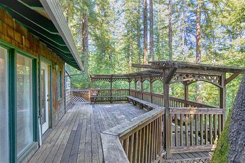 Photo of 398 Shadow Mountain RD, BOULDER CREEK, CA 95006 (MLS # ML81795764)