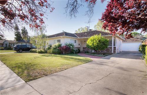 Photo of 1251 Madrona Avenue, SAN JOSE, CA 95125 (MLS # ML81842764)