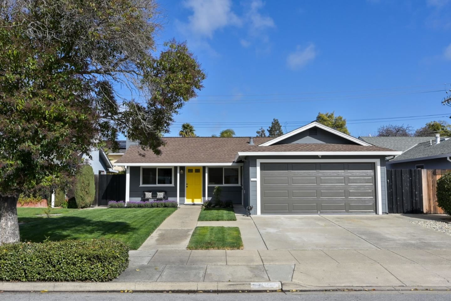 Photo for 410 Chesterton AVE, BELMONT, CA 94002 (MLS # ML81830765)