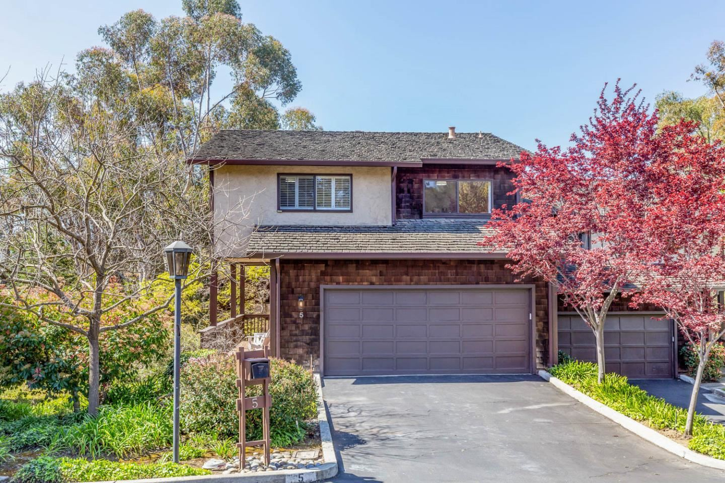 Photo for 5 Carriage CT, MENLO PARK, CA 94025 (MLS # ML81836766)
