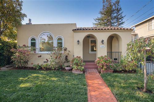 Tiny photo for 1449 California DR, BURLINGAME, CA 94010 (MLS # ML81817768)