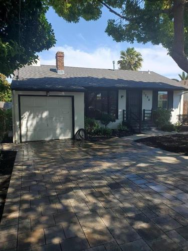 Photo of 1236 Hollyburne Avenue, MENLO PARK, CA 94025 (MLS # ML81849768)