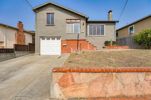 Photo of 540 Park WAY, SOUTH SAN FRANCISCO, CA 94080 (MLS # ML81810769)