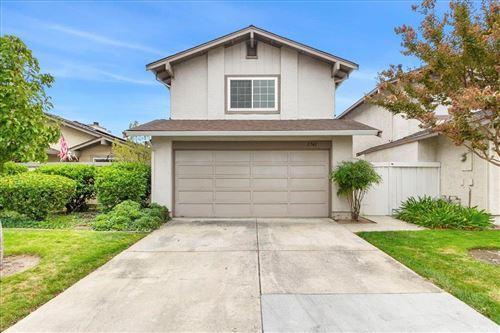 Photo of 1741 Home Gate Drive, SAN JOSE, CA 95148 (MLS # ML81867769)