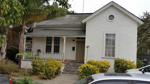 Photo of 854 Calhoun Street, SAN JOSE, CA 95116 (MLS # ML81853771)
