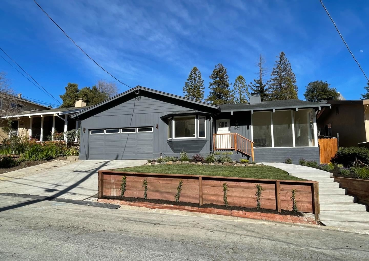 Photo for 1657 Molitor RD, BELMONT, CA 94002 (MLS # ML81836771)