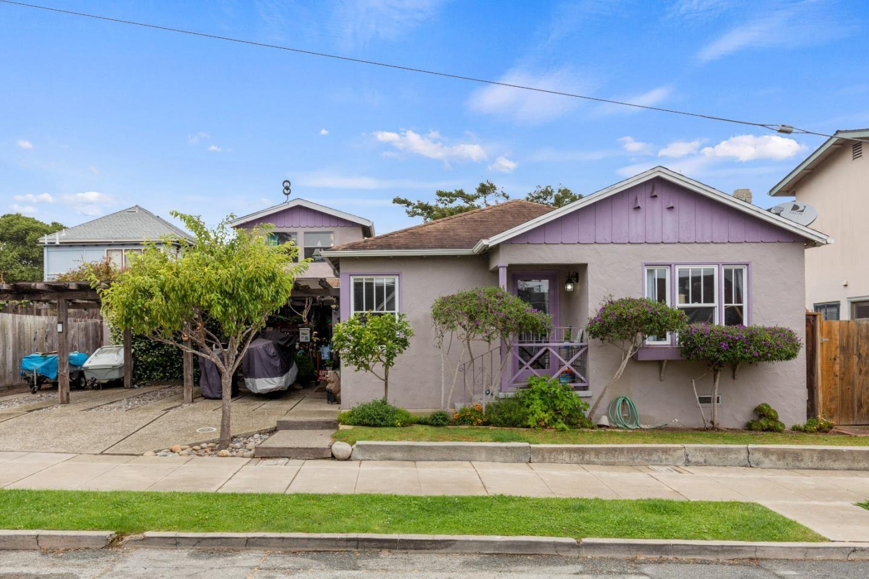 410 Grand Avenue, Pacific Grove, CA 93950 - MLS#: ML81851772