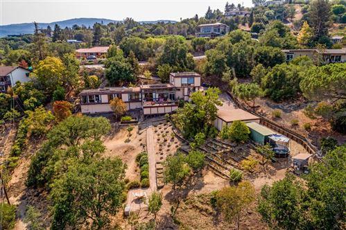 Tiny photo for 12820 Viscaino Road, LOS ALTOS HILLS, CA 94022 (MLS # ML81865775)