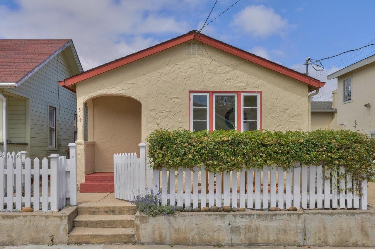Photo for 518 Cortes Street, MONTEREY, CA 93940 (MLS # ML81850775)