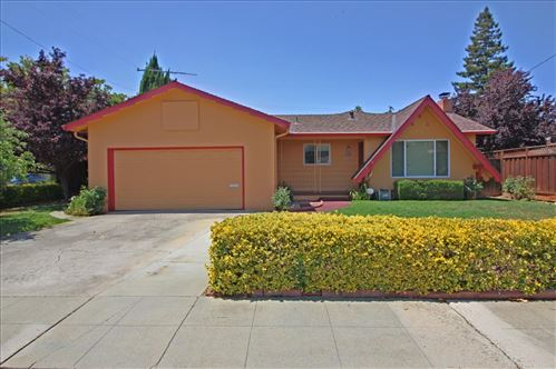 Photo of 325 Wren Way, CAMPBELL, CA 95008 (MLS # ML81853776)