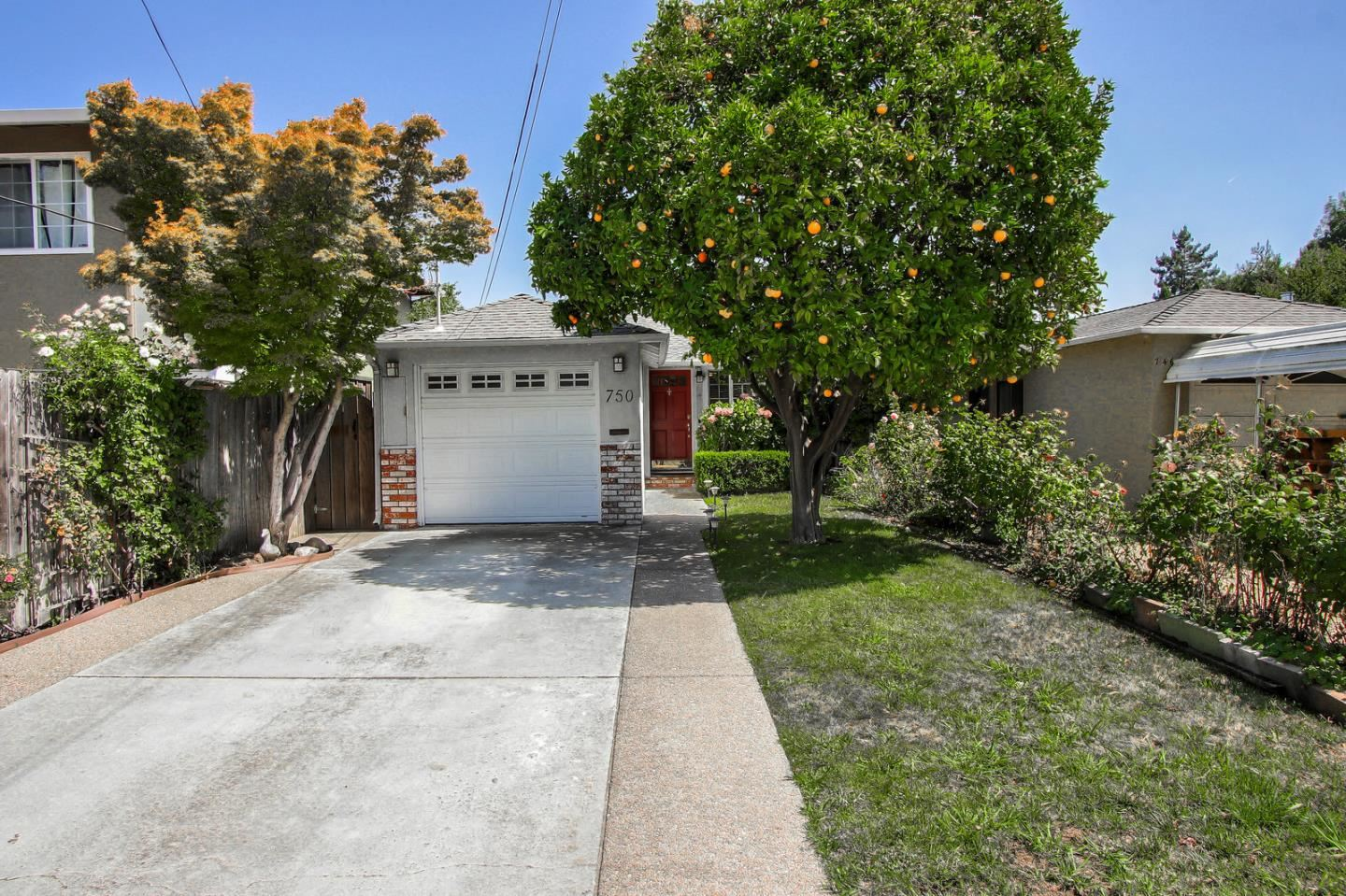 Photo for 750 6th AVE, REDWOOD CITY, CA 94063 (MLS # ML81765779)