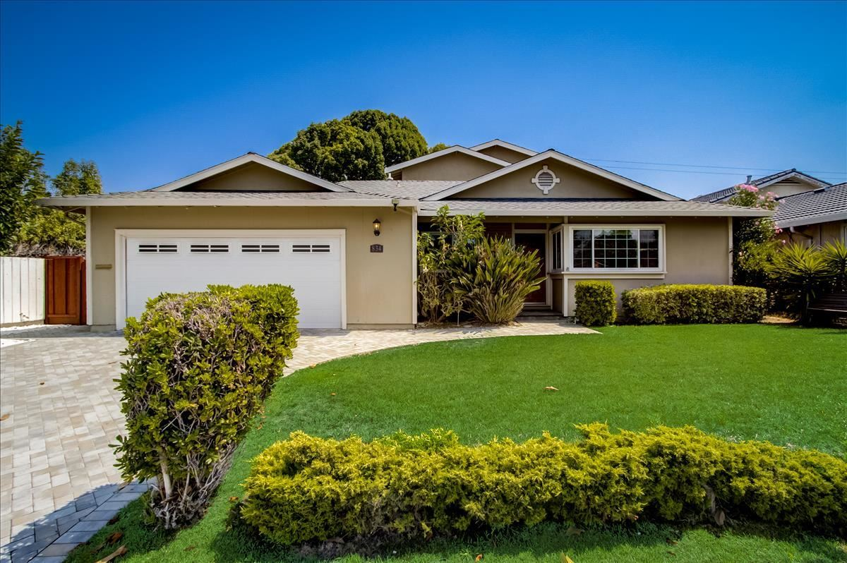 834 South Wolfe Road, Sunnyvale, CA 94086 - MLS#: ML81860781