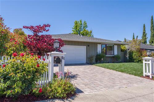 Photo of 51 Inyo Place, REDWOOD CITY, CA 94061 (MLS # ML81848782)