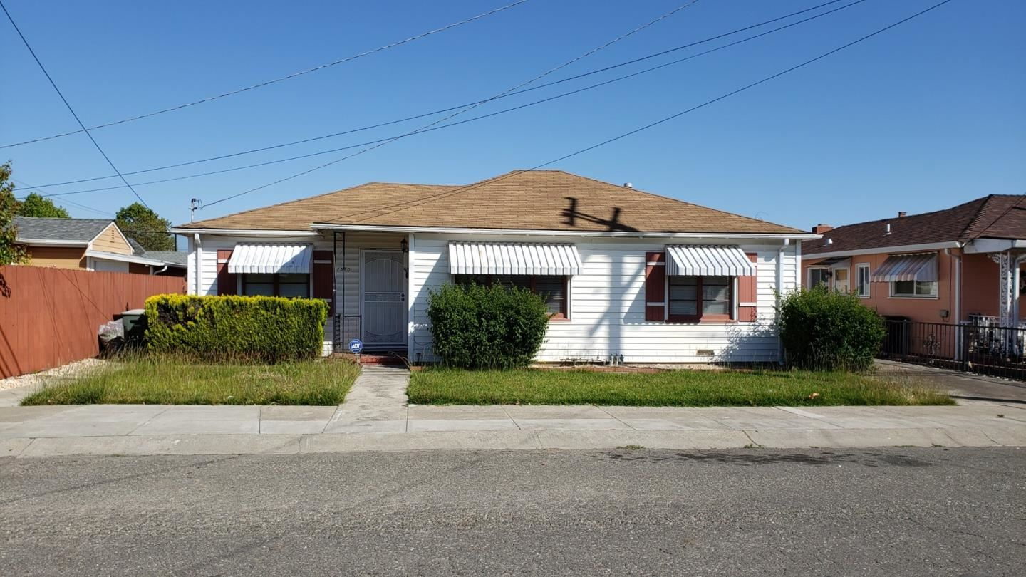 Photo for 1570 142nd AVE, SAN LEANDRO, CA 94578 (MLS # ML81793783)