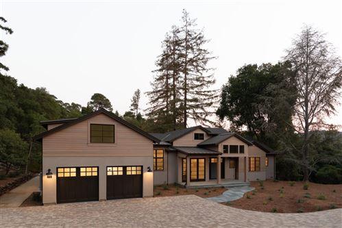Photo of 160 Fawn Lane, PORTOLA VALLEY, CA 94028 (MLS # ML81833785)