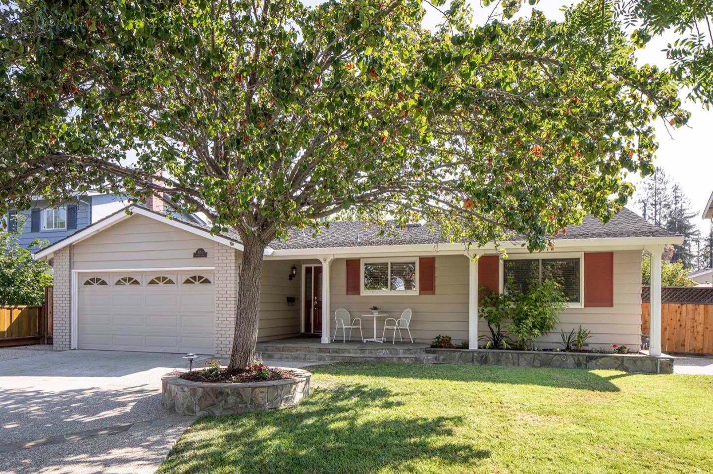 Photo for 1054 Mitchell CT, CAMPBELL, CA 95008 (MLS # ML81809785)