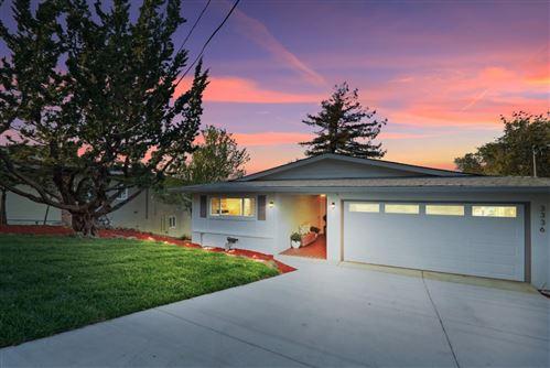 Photo of 3336 Lower Lock Avenue, BELMONT, CA 94002 (MLS # ML81839787)