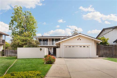 Photo of 882 Lavender Drive, SUNNYVALE, CA 94086 (MLS # ML81855787)